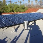 LA SOLAR SYSTEMS INC Garber M - 152006